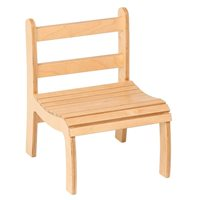 Nienhuis - Slatted Chair: 17.5 cm High