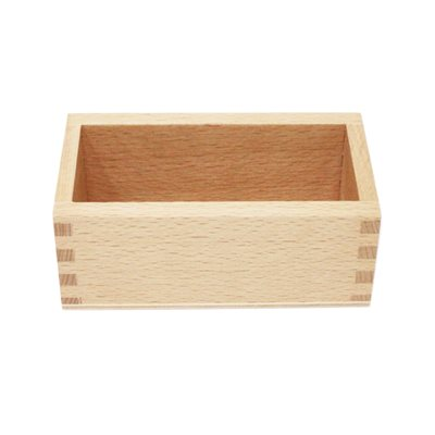 Nienhuis - D- Cut-Out / Printed Numerals Box
