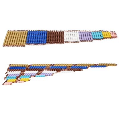 Nienhuis - D- Short Bead Chains: Ind.Beads Nylon