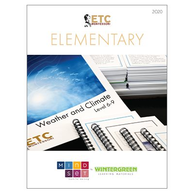 ETC Elementary Catalogue