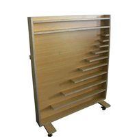 Bead Material Cabinet With Castors (Economy)