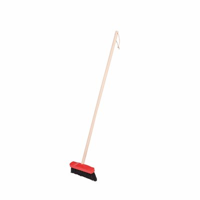 Nienhuis - Indoor Broom: Soft Black