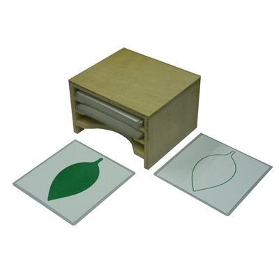 3 Shelf Card Box For 500200