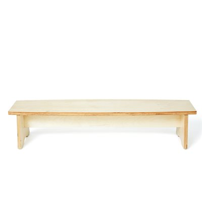 "Mindset Learning Bench 48""W x 10""H"