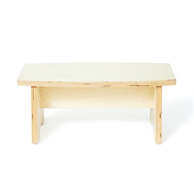 "Mindset Learning Bench 24""W x 10""H"