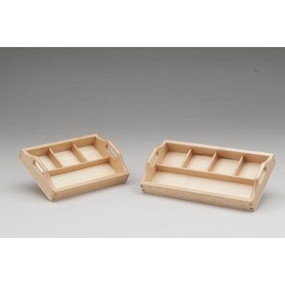 Three Compartment Sorting Tray
