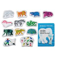 Polar Bear Polar Bear What Do You Hear? Storytelling Kit