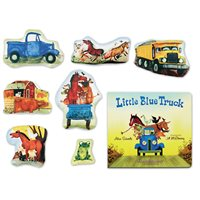 Little Blue Truck Storytelling Kit