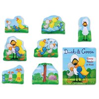 Duck & Goose: Duck Needs a Hug Storytelling Kit