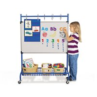 Learn & Store Chart Stand
