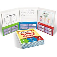 Early Writing Process Student Folder-Set of 10
