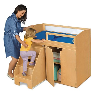 Step On Up! Toddler Changing Table