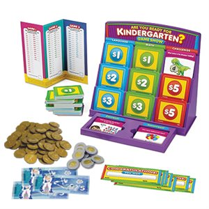 Are You Ready For Kindergarten? Game Show