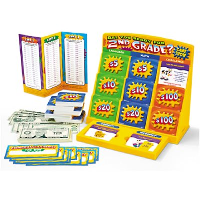 Are You Ready for 2nd Grade? Game
