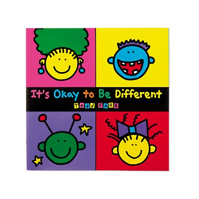 It's Okay To Be Different-Hardcover