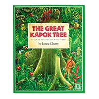 The Great Kapok Tree Big Book