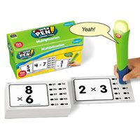 Power Pen Multiplication Cards