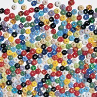 Colourful Seed Beads- 3Mm / Pound
