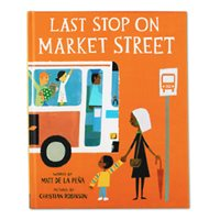 Last Stop On Market Street-Hardcover