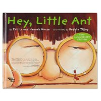 Hey, Little Ant-Hardcover