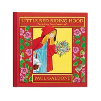 Little Red Riding Hood-Hardcover Book