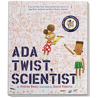 Ada Twist, Scientist Hardcover Book
