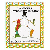 The Jacket I Wear In The Snow-Hardcover Book