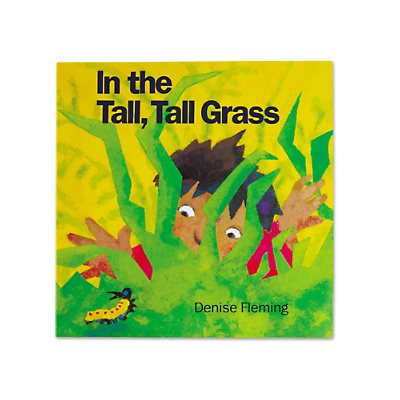 In The Tall,Tall Grass - Big Book