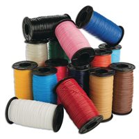 Assorted Reg. Colour Lacing-Box of 15