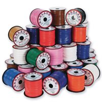 Lacing-Box of 50 Spools-Assorted Colours