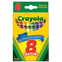 Crayola® Crayons 8 Count - Single Box