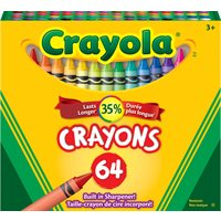 Crayola® Crayons 64 Count - Single Box