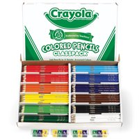Crayola Coloured Pencils Classpack-240