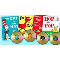 Listen, Read & Rhyme With Dr. Seuss - Cd
