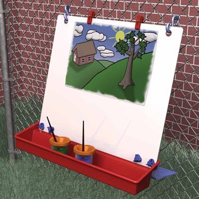 Fence Easel - Single