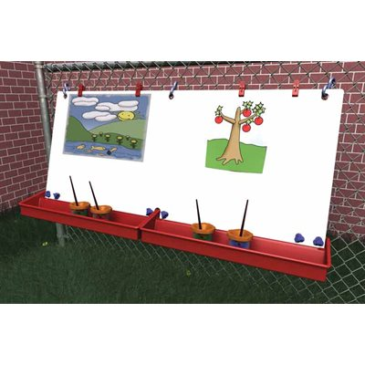 Double Fence Easel