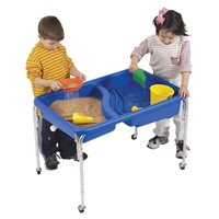 "Discovery Sand & Water Table with Lid - 24""H"