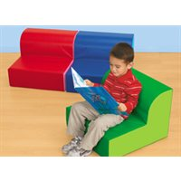 Comfy Reading Seats-Set of 3