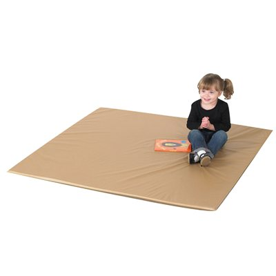 Woodland Activity Mat-Almond Brown