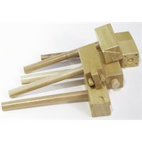 Clay Hammers - Set of 5