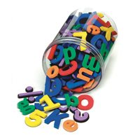 Wonderfoam Magnetic Foam Letters