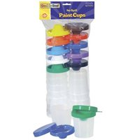 Your Classroom Paint Cup Set of 10