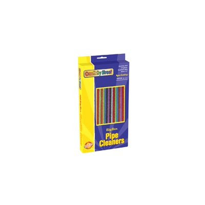 Bigbox Pipe Cleaners(150 Stems)Assorted