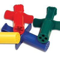 Dough Extruders - Set of 4