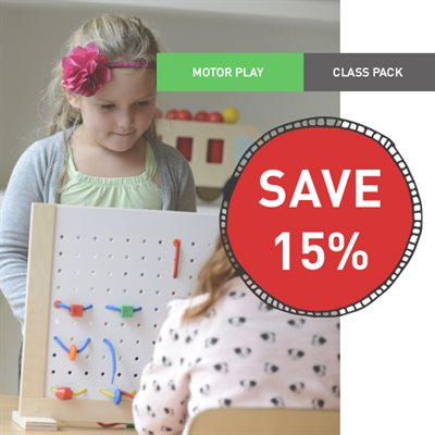 Motor Play Class Pack