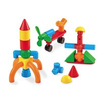 Crazy Shapes Magnetic Building Set