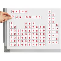 Magnetic Numerals & Operation Signs