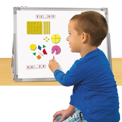 Magnetic Math Manipulative Library