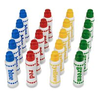 Dot & Learn Markers-Set of 20
