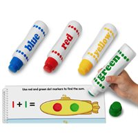 Dot Art Markers - Set of 4